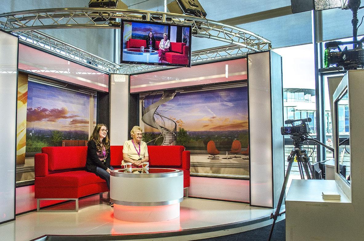 BBC Media City Tour