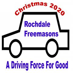 Rochdale Freemasons support the HMR Circle Volunteer Drivers Service