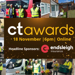 Volunteer Drivers Service Nominated for National Award + October Events