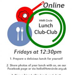 Fridays Online Lunch Club-Club
