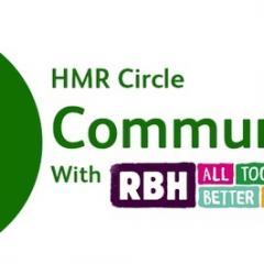 HMR Circle launch our Community Garden
